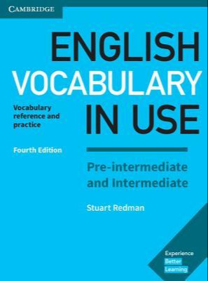 دانلود کتاب English Vocabulary in Use Pre-Intermediate and Intermediate