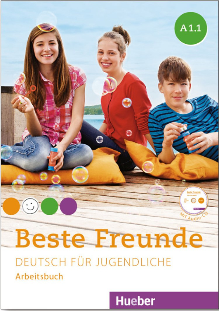 دوره آموزش زبان المانى ویژه توجوانان A1.1