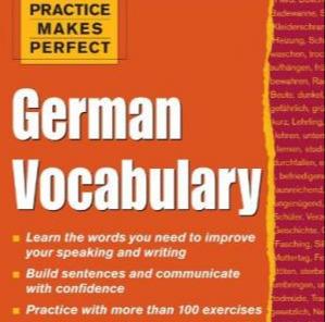 دانلود کتاب German Vocabulary