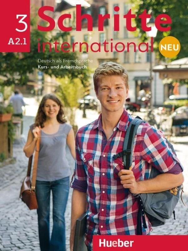 دانلود کتاب Schritte international Neu - A 2.1