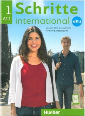 دانلود کتاب Schritte international Neu - A 1.1