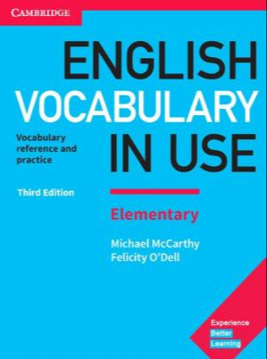 دانلود کتاب  English Vocabulary in Use - Elementary