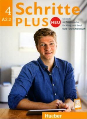دانلود کتاب Schritte plus neu 4 A2.2
