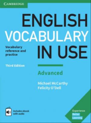 دانلود کتاب  English Vocabulary in Use - Advanced