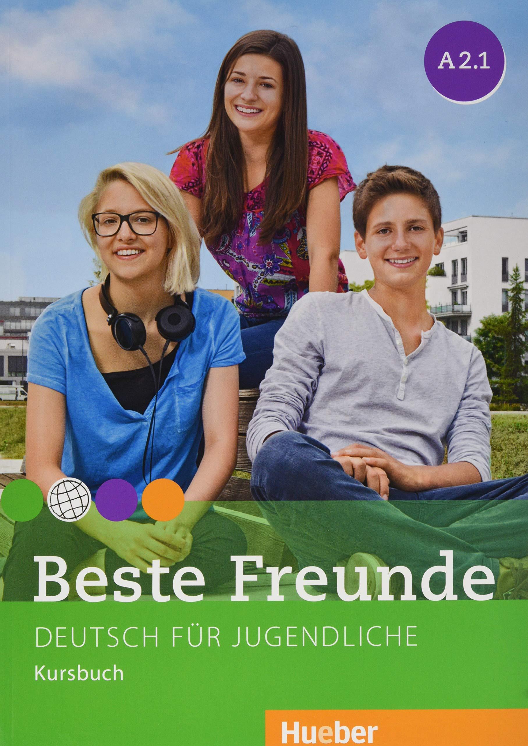 دانلود کتاب Beste Freunde A2.1