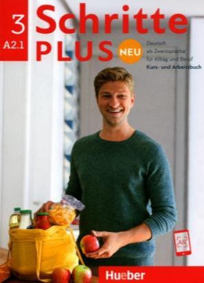 دانلود کتاب Schritte plus neu 3 A2.1