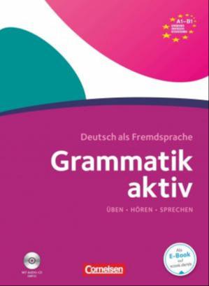دانلود کتاب  Grammatik Aktiv A1-B1