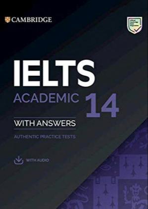 دانلود کتاب  Cambridge IELTS 14 Academic