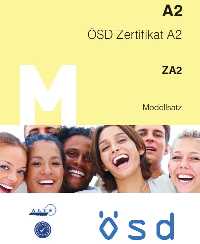 نمونه سوال آزمون ÖSD - سطح A2