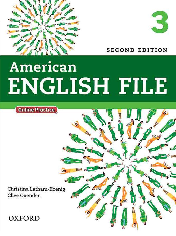 American English File 3.3