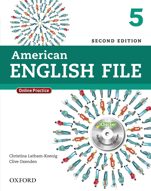دوره American English File 5.2