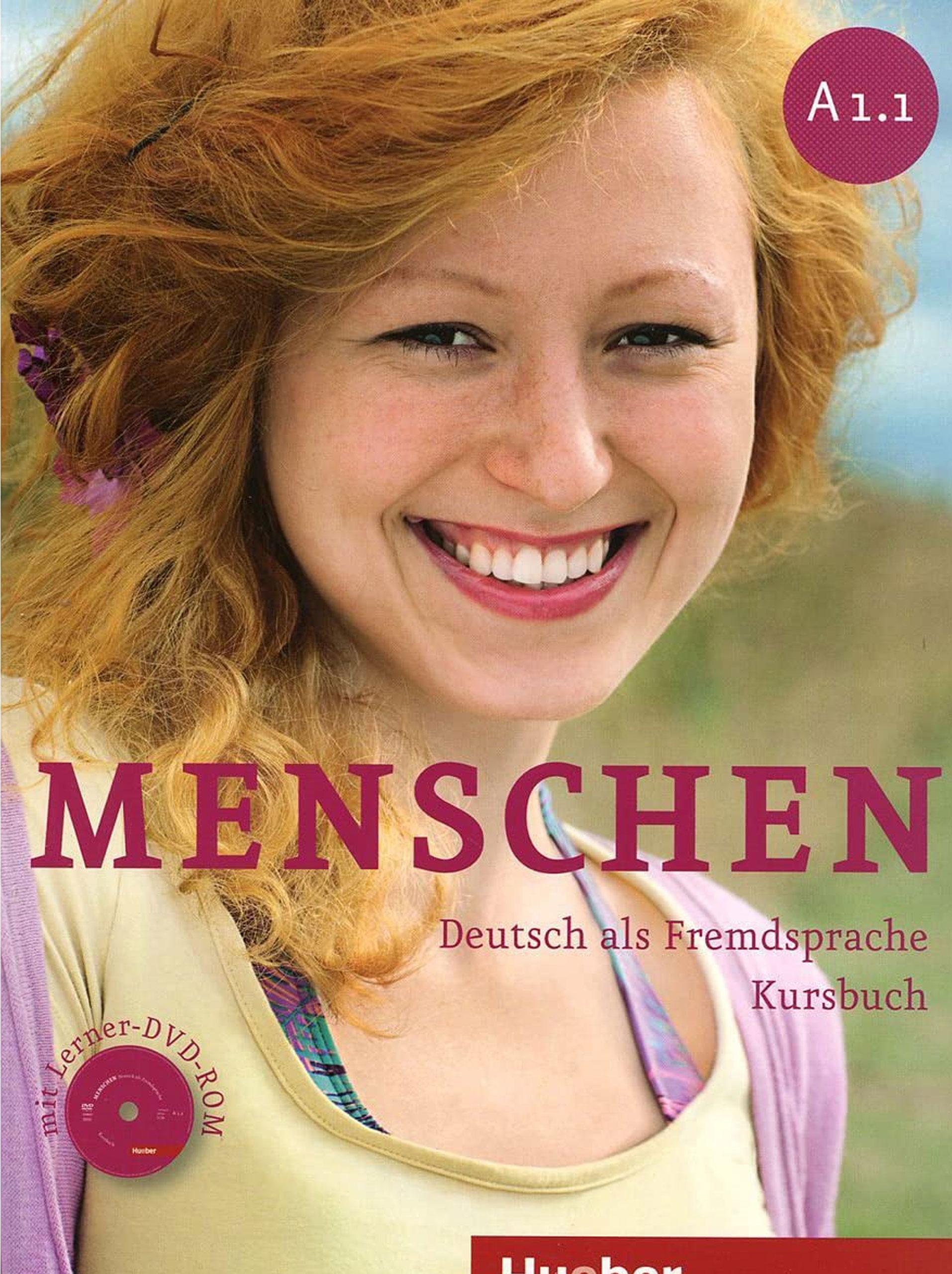 دوره آموزش زبان المانى Menschen A1.1