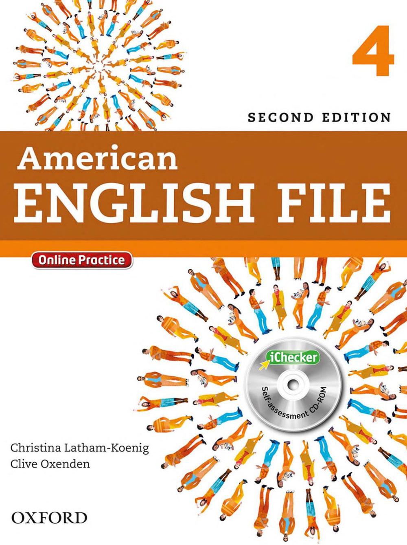 دوره American English File 4.3