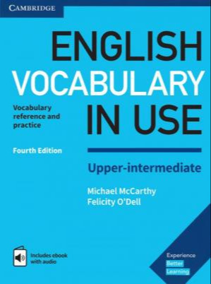 دانلود کتاب  English Vocabulary in Use - Upper-Intermediate