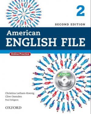 دانلود کتاب American English File 2