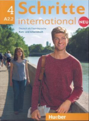 دانلود کتاب Schritte international Neu - A 2.2