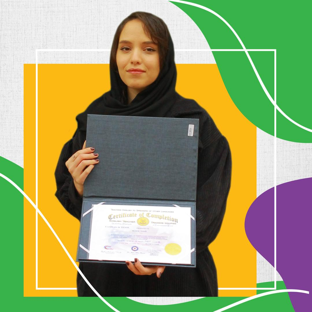 TESOL Certified Students